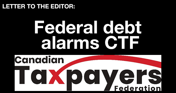 Taxpayers Federation sounding the alarm as federal debt nears $1 trillion