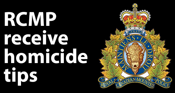 Portage la Prairie RCMP receive landslide of tips in homicide investigation