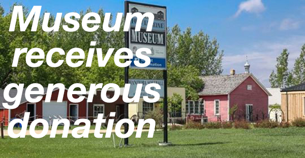 $5,000 donated to museum