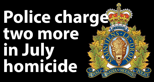 Manitoba RCMP charge two more in connection with Portage la Prairie homicide