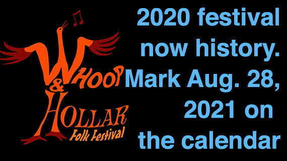 Folk Fest winds down announces 2021 date