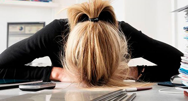 Management burnout: douse the flames before all is lost