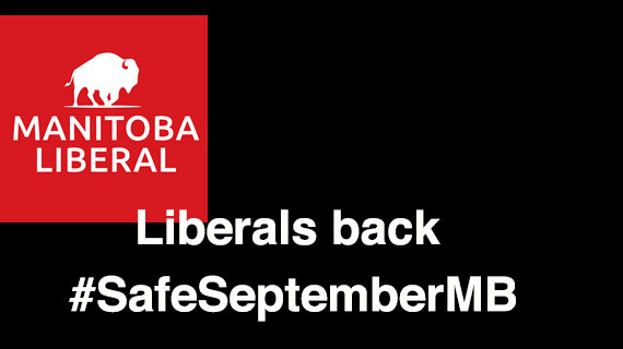 Remote learning not forced homeschooling: Liberals back #SafeSeptemberMB