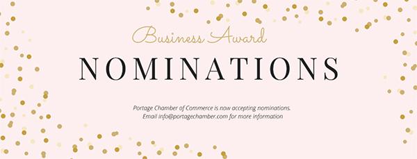Chamber accepting Business Awards nominations