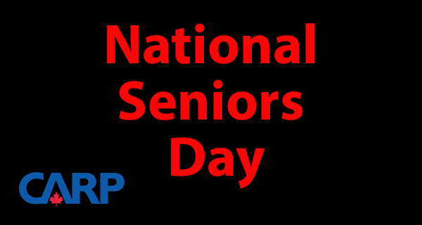 CARP marks National Seniors Day with largest-ever virtual meeting of seniors