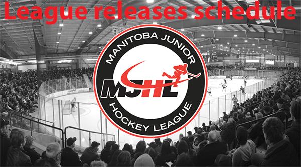 MJHL announces 2020-21 regular season schedule