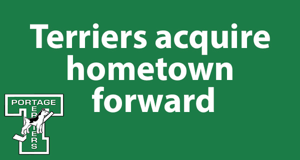 Terriers acquire hometown forward