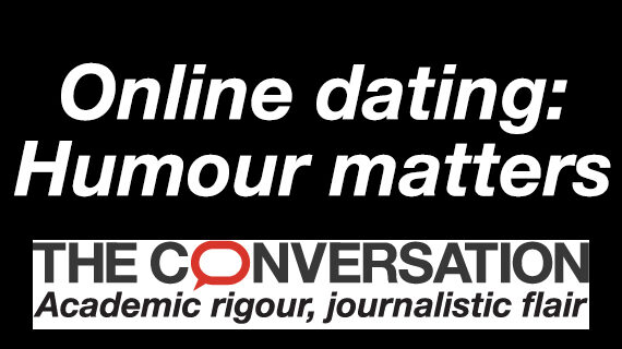 Online dating: Humour matters more than 'good looks' but immigrants struggle with local jokes