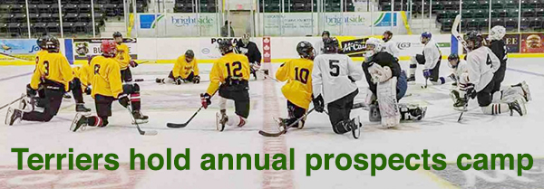 Terriers hold annual prospects camp