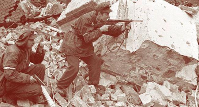 Poland's 20th century tragedy