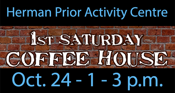 1st Saturday Coffee House returns
