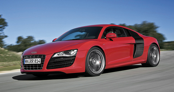 Buying used: 2010 Audi R8 has 'collectible' written all over it