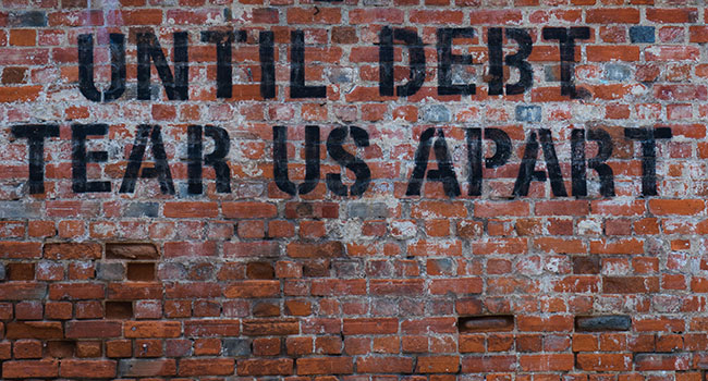 New Brunswick government finances unsustainable