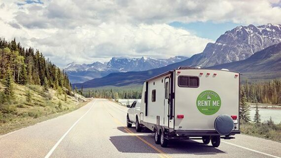Rent an RV, the high seas in style and airborne at cut rates