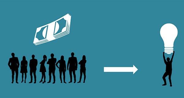 Crowdfunding is democratizing finance