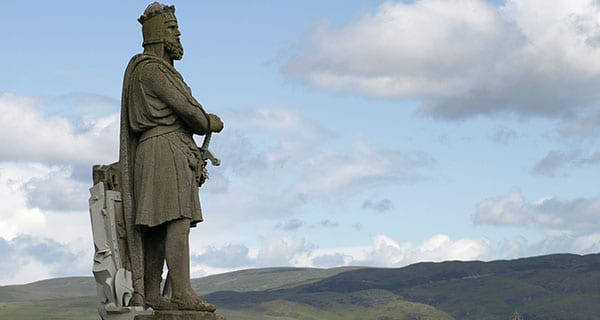 Legend, reality and the Outlaw King