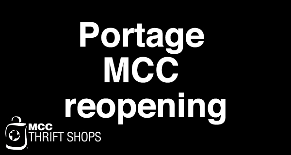Portage MCC reopening