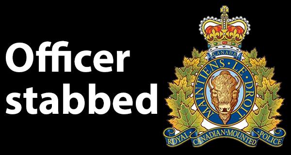 Officer stabbed during Dec. 26 arrest