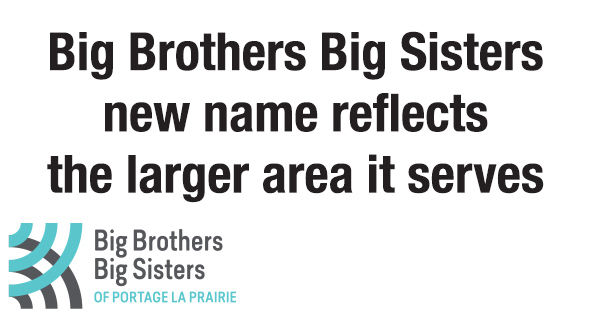 New name for Big Brothers, Big Sisters