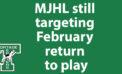MJHL still targeting February return to play