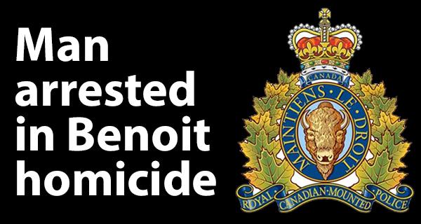 RCMP make arrest in homicide investigation