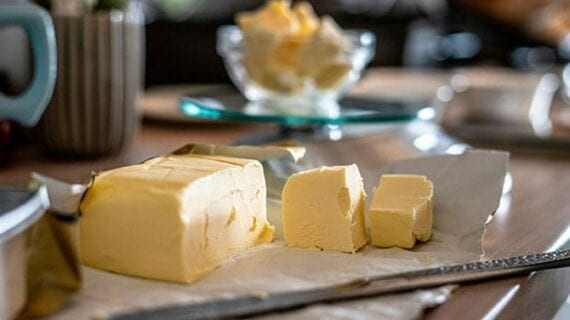 Farm practices may have altered the quality of our butter
