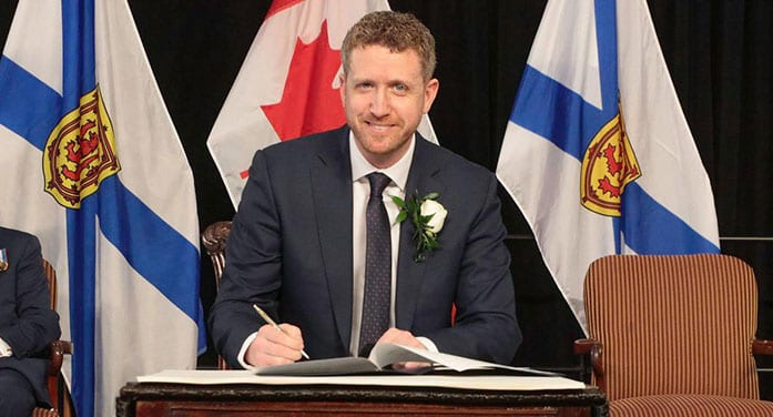 New Nova Scotia premier must seize opportunity for economic change