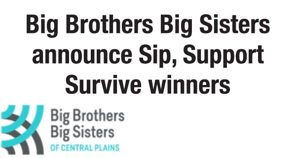 Sip, Support, Survive winners announced