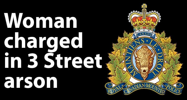 Arrest made in suspicious fire investigation