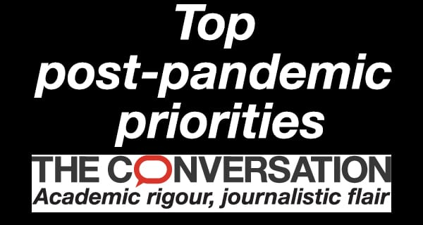 Climate action, job creation are top post-pandemic priorities forCanadians