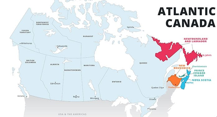 Atlantic Canada won't prosper until it kicks the equalization habit
