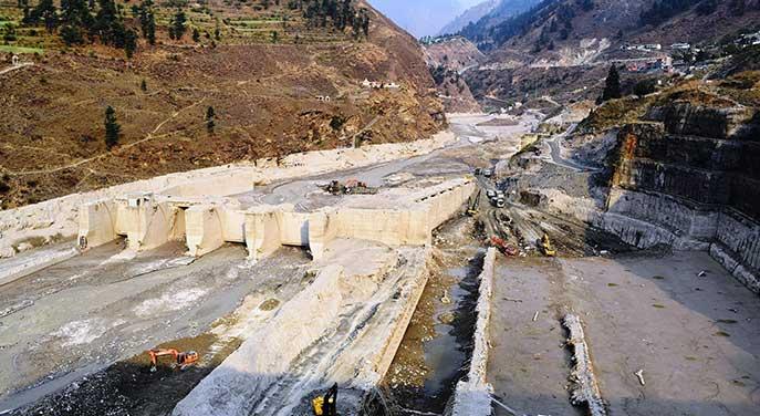 Scientists identify cause of devastating landslide in Chamoli, India