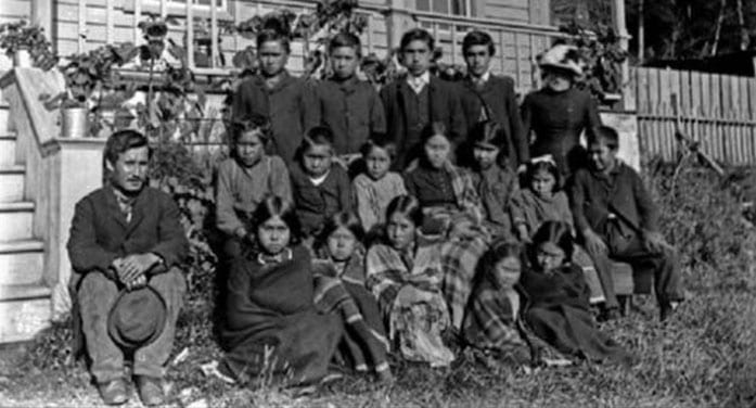 Let's leave residential school tragedies in the past
