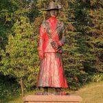 Emily murphy statue